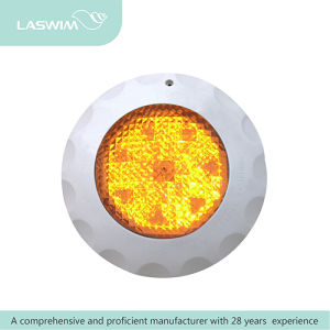 Plastic Flat LED Pool Light Without Niche with CE Certificate pictures & photos