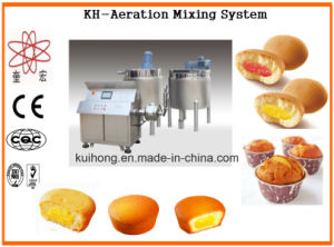 Kh Areation System Cake Mixing Machine pictures & photos