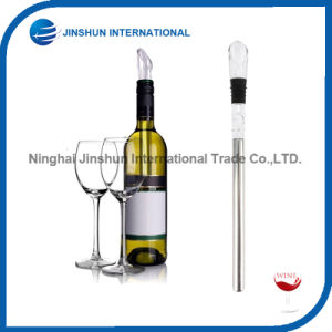 Wine Chiller Stick with Aerator and Rapidly Cooling Set pictures & photos