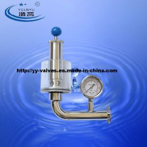 Brewing Safety Valve Stainless Steel pictures & photos