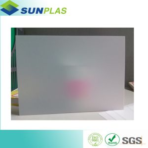 Translucent HIPS Sheet for Package Panel pictures & photos