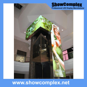 Indoor Full Color LED Display Screen for Advertisement with High Brightness (500*500mm pH2.97) pictures & photos