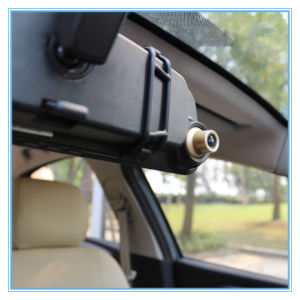 FHD Rearview Mirror with Dual Lens WiFi Video Recorder pictures & photos
