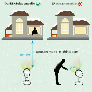 Outdoor Christmas Star Laser Shower Lights Projector pictures & photos