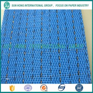 100% Polyester Antistatic Fabric for High Density Board Making pictures & photos