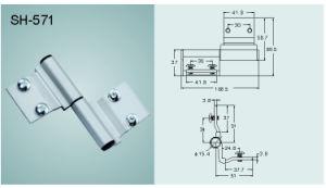 Aluminium Hinge for Doors and Windows (SH-571) pictures & photos