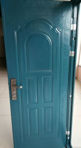 Steel Security Door Africa Door Popular (F003) pictures & photos