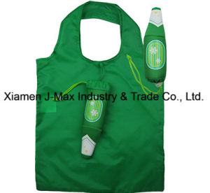 Foldable Shopping Bag, Drink Beer Style, Reusable, Tote Bags, Promotion, Grocery Bags, Gifts, Lightweight, Accessories & Decoration pictures & photos