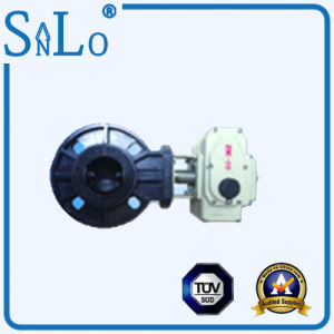 Electric Butterfly Valve From China Supplier pictures & photos