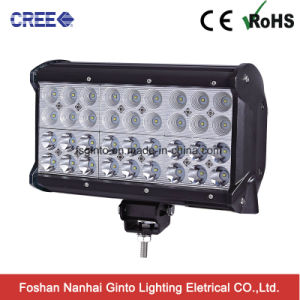 108W 10inch Offroad Quad Row CREE Car LED Work Light (GT3401-108W) pictures & photos