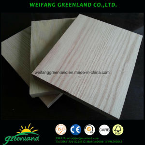 18mm Natrural Red Oak Veneered MDF pictures & photos