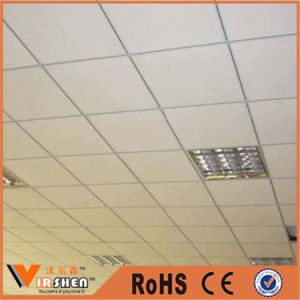PVC Gypsum Ceiling Board / Gypsum Ceiling Tiles / Gypsum Board False Ceiling pictures & photos
