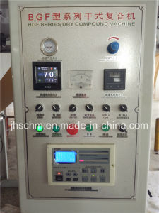 High Speed Plastic Film Roll Solvent Base Dry Lamination Machine pictures & photos