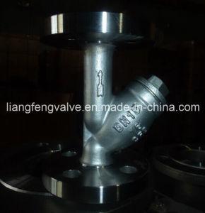 Carbon Steel Flange End Y-Strainer RF