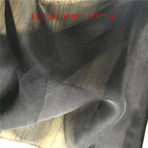 Silk Organza Fabric, Silk Tulle Fabric. Silk Gauze pictures & photos
