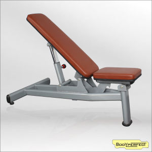 Fitness Equipment Weight Free Bench/Body Strong Machine Adjustable Dumbbell Bench Bft-3034/Adjustable Dumbbell Bench Press Gym Machine pictures & photos