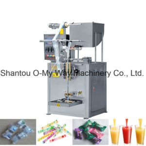 Vertical Machine for Packing Snacks pictures & photos