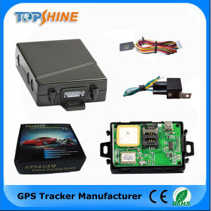 Topshine Mt01 Mini Waterproof Motorcycles Car GPS Tracker pictures & photos