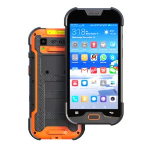 """5"""" 4G Lte Rugged Smartphone with High Performance NFC Reader 13 Mega Pixels Camera & Dual Bands WiFi Seamless Roaming pictures & photos"""