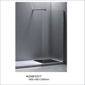 Walk-in Type Frameless Shower Screen pictures & photos
