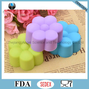 5cm Kitchen Baking Tool Silicone Cupcake Mold Sc21