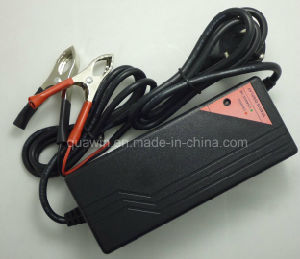 14.6V 5A Smart LiFePO4 Battery Charger for 12.8V Battery Pack pictures & photos