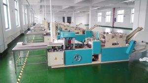 High Speed Embossing Printing Napkin Paper Making Machine pictures & photos