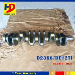 Engine Set D2366/De12ti Crankshaft for Daewoo (65.02101-7025) pictures & photos