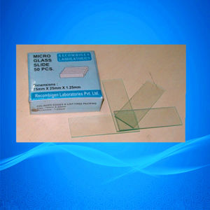 Prepared Microcope Slides pictures & photos