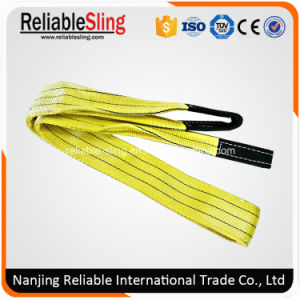 High Tensile Polyester Eye and Eye Flat Web Belt Slings pictures & photos