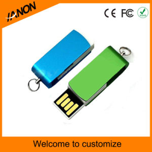 Mini Swivel USB Flash Drive Mixed Color USB Stick pictures & photos