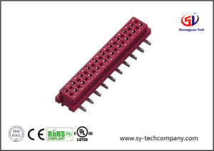 Micro Match Socket 180 SMT Without Latch, Wire to Board Connector pictures & photos