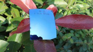 Fashion Polarized Tac Lens Mirror Sunglasses Lens (T Ice Blue) pictures & photos