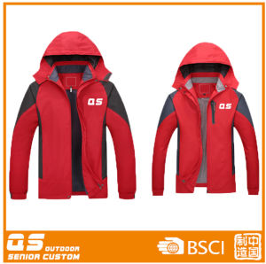 Climbing Sports Outdoor Jacket for Lovers pictures & photos