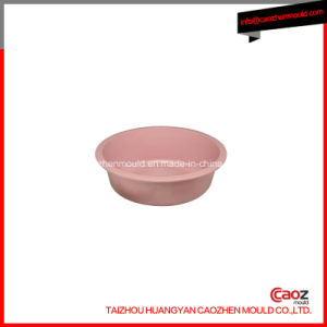 Plastic Injection Clothes Washing Basin Mould in China pictures & photos