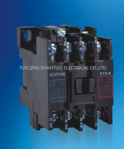 Sontune Good Quality Sts-K Magnetic Contactor pictures & photos