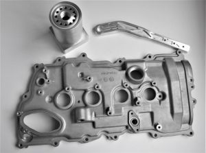 Customer Design Nonstandard Engine Cover (machining, machined parts factory/manufacturer)