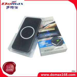 Mobile Phone Portable Travel Universal Wireless Charger for Samsung Galaxy S6 pictures & photos