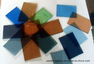 Wsg 2017 Good Quality Art Glass Sheet for Decorative Stained Tinted Glass pictures & photos