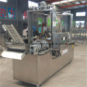 High Production Automatic Continuous Fryer Pressure Fryer Chicken Fryer Manufacturer pictures & photos