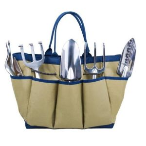 7PC High Quality Garden Tool Set with Bag pictures & photos