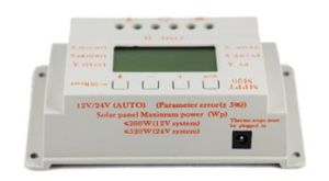 20A 12V/24V Solar Charge Regulator with MPPT+PWM Model Chatge M20 pictures & photos