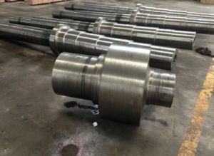 Forging Stainless Steel Machinery Shaft pictures & photos