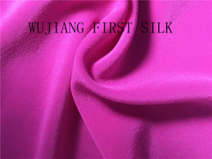 Stretch Silk Crepe pictures & photos
