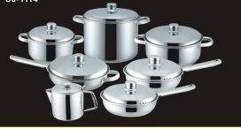 14 Sets of Stainless Steel Cookware Set pictures & photos