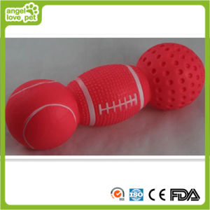 Dog Dumbbell Pet Toy Pet Products pictures & photos