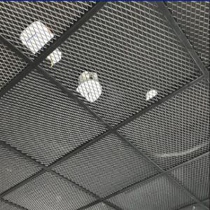 High Quality Mesh Style Aluminum Mesh Panel Indoor Outdoor Use pictures & photos