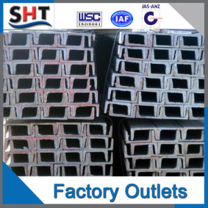 Hot Rolled Galvanized Channel Steel pictures & photos