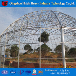 Easily Assembled Agricultural Venlo Greenhouse /PC Greenhouse/Glass Greenhouse pictures & photos