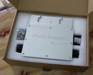 600W Micro Inverter pictures & photos